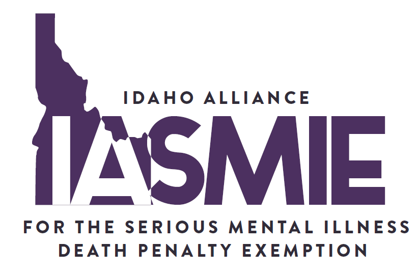 Idaho Alliance for the Serious Mental Illness Death Penalty Exemption logo